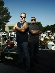 Neither of these stars of the Storage Wars TV series is a suspect in a pair of storage unit break-ins in Carrizozo.