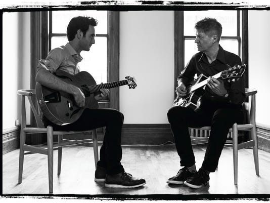 Julian Lage and Nels Cline