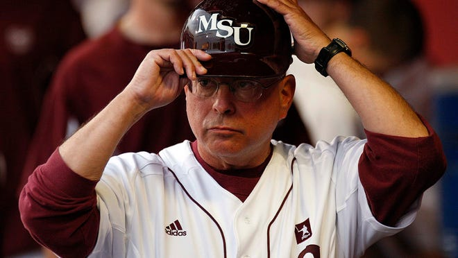 Keith Guttin, in his 33rd season as Missouri State's baseball coach, is one of five named to the 2015 Springfield Area Sports Hall of Fame class.