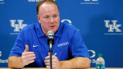 Video   UK's Mark Stoops on CATS, Bud Dupree