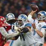 Chiefs 45, Lions 10 in London