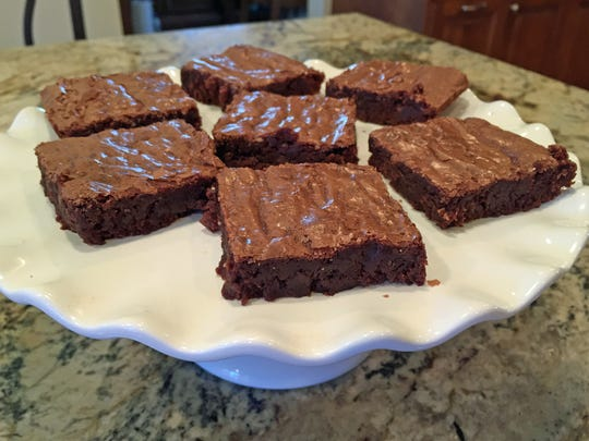 Tante Ricke's Chocolate Squares are a century-old family favorite.