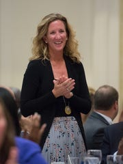 Sussex Tech's Virginia Forcucci named Delaware's 2018 Teacher of the Year.