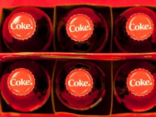 AP Earns Coca Cola