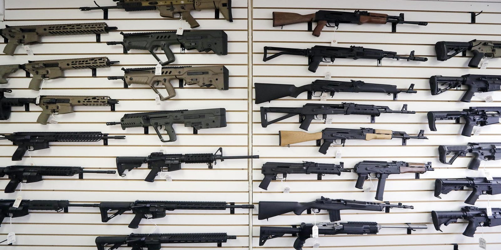 Feds say felon directed 7 women to buy more than 30 guns