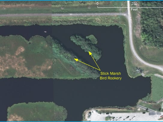 Stick Marsh and lagoon spoil island considered for conservation