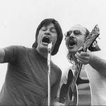 Jim Casey and Vince Matthew perform in this file photo.
