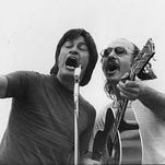 Singer-songwriters Jim Casey and Vince Matthews made a record about their town of Kingston Springs in 1972.