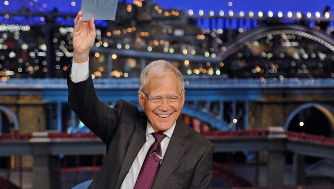 The 'Top Ten List'  is a highlight of the 'Late Show with David Letterman,'  which concluded its run Wednesday night.