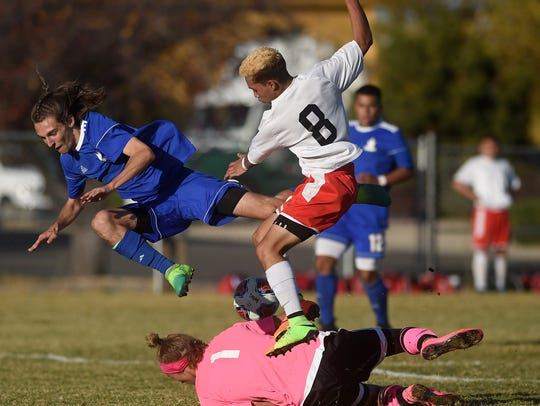 Wooster will face North Valleys at 2 p.m. Saturday