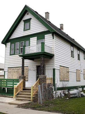 The Divine Momentum property at 917 W. Center St. had code violations including defective plumbing, electrical issues, combustible waste material on site and sanitary issues.