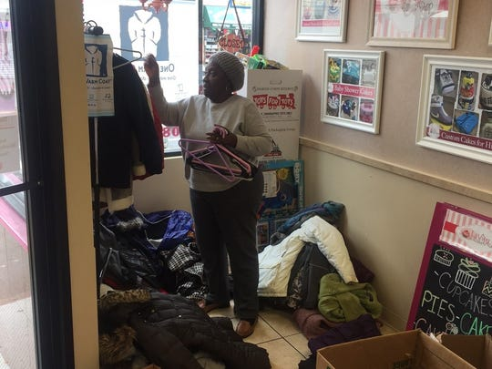 In December, Stacey Welch of LiVay Sweet Shop Plainfield and LiVay Sweet Shop Watchung kicked off what is becoming a series of drives to help Plainfield residents. The coat drive collected 101 coats for children and adults. On Saturday and Sunday, both bakeries will host a sock drive.