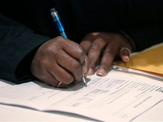 Job-seekers can get application advice and even on-site interviews at a career fair in Montgomery.