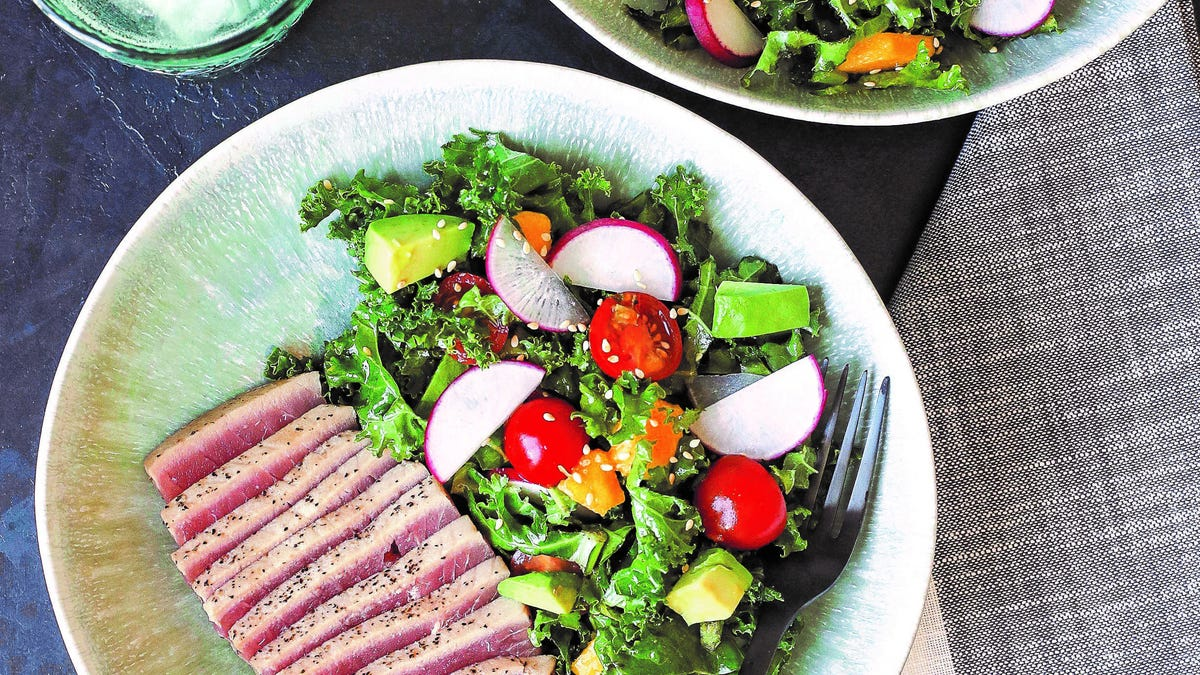 Give tuna salad a makeover with these summer-friendly recipes