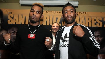 Austin Trout sizes up Jermell Charlo on media tour out west ahead of June title fight