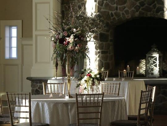 Ballroom at the Ryland Inn