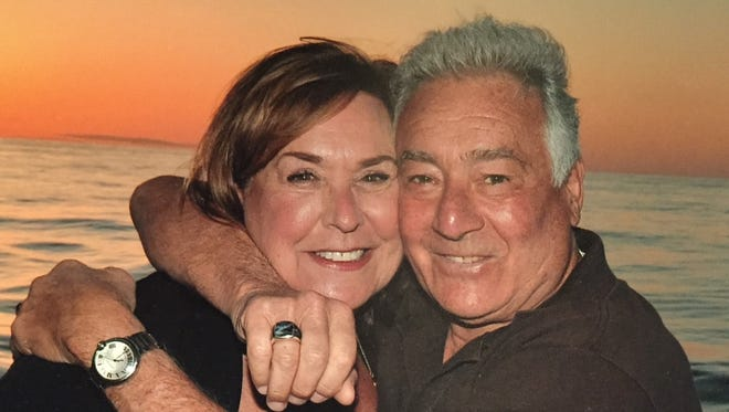 Sandy and Ron Leiser