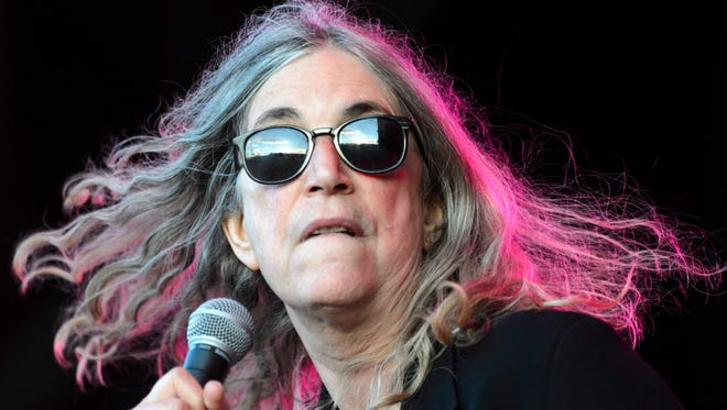 Patti Smith will perform her first Milwaukee concert in 38 years March 9 at the Milwaukee Theatre.