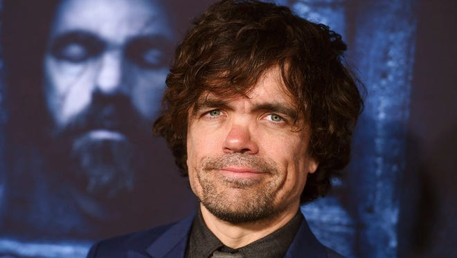"""In this April 10, 2016 file photo, actor Peter Dinklage attends the season six premiere of """"Game Of Thrones"""" in Los Angeles."""