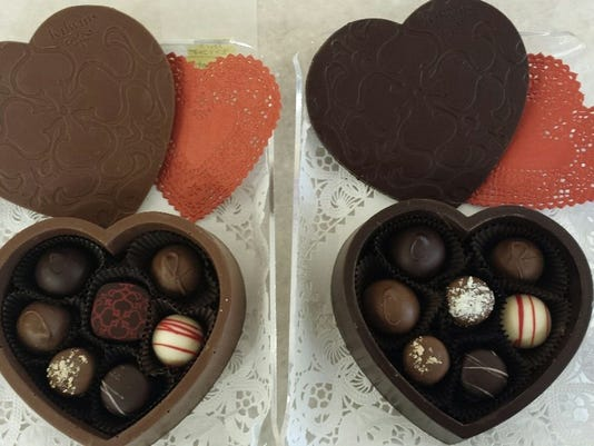 Kilwins Ridgewood chocolate