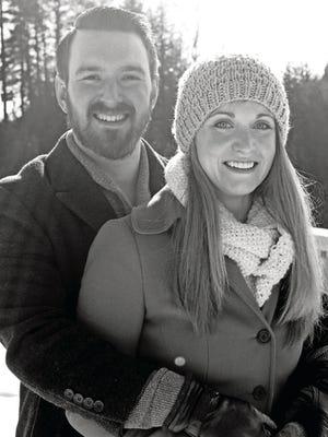 Madeline Jane Ward and Benjamin John Hulbert
