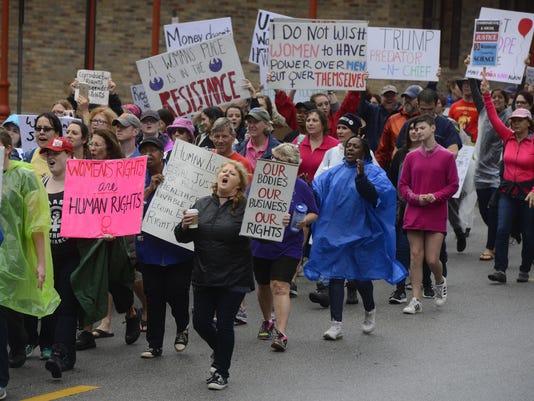 Pensacola Women's March 2