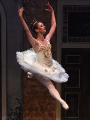 Images from A.V.A. Ballet's spring classic ballet Coppélia.
