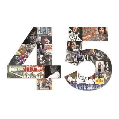 Best of Hancher: 45 top events in 45 seasons.