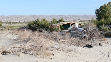 Caltrans to remove homeless camps along Highway 86