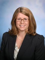 Michigan state Representative Sarah Roberts, D-St. Clair Shores.