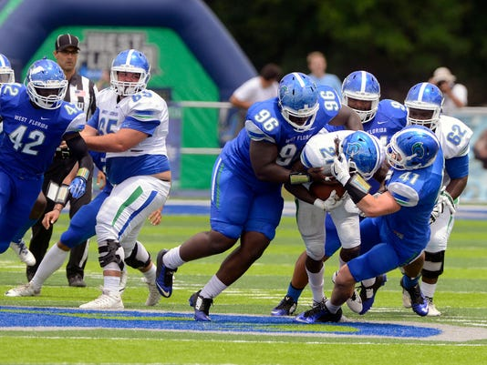 UWF Spring Football Game 4