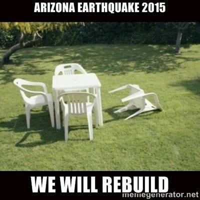 635820295202951039 WeWillRebuild arizona earthquakes 2015 top social media reactions