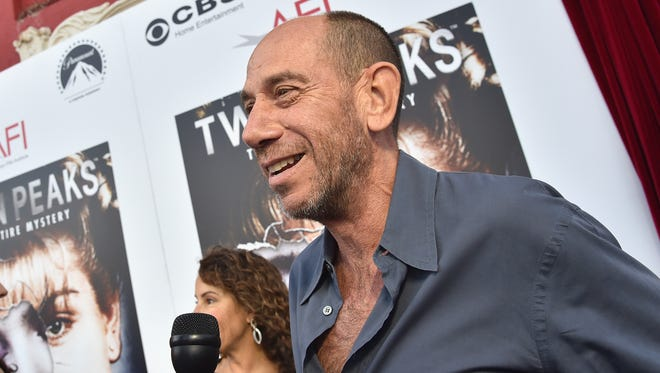 Miguel Ferrer, who died Jan. 19, 2017, at age 61, bore an uncanny resemblance to his father, Oscar-winning actor Jose Ferrer.
