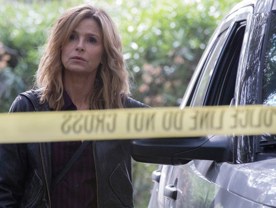 Kyra Sedgwick in 'Ten Days in the Valley,' the ABC