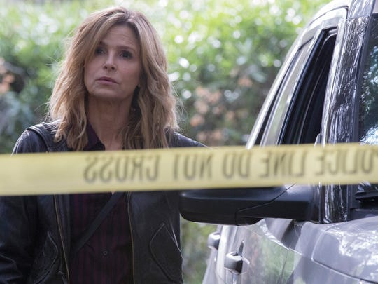 Kyra Sedgwick in 'Ten Days in the Valley,' the ABC mystery that failed to generate much interest in Sunday's premiere.