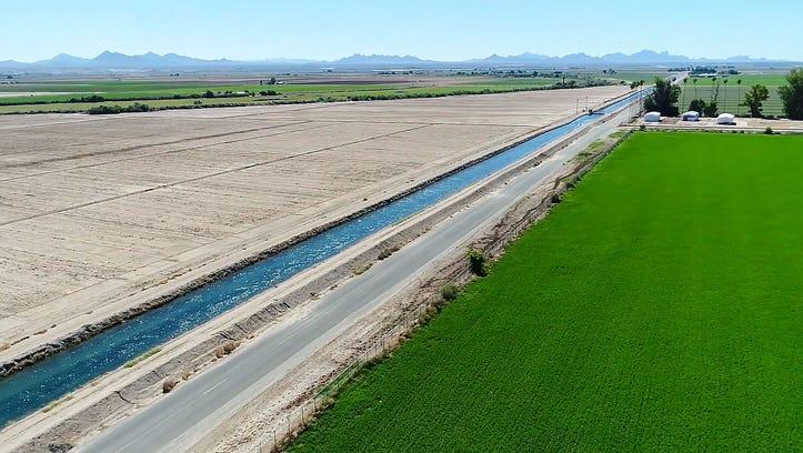 California farm district drops water lawsuit, seeking to settle dispute