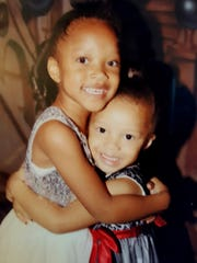 Koi Green, 5, and her sister Kaleigh Green, 4 in an undated family photo. Gregory Green has been charged in the killings of his two children and two stepchildren in their Dearborn Heights home.