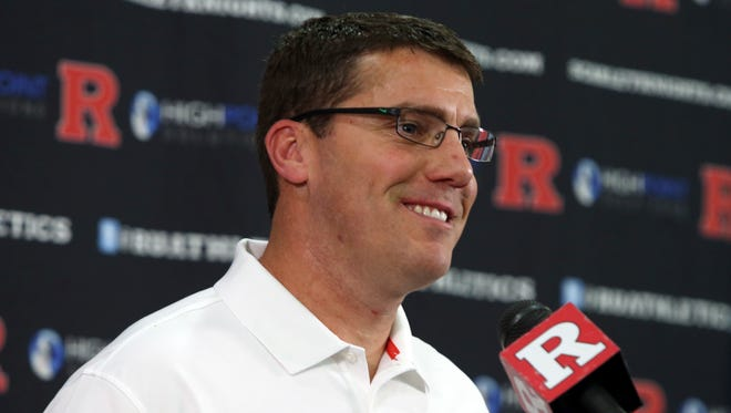 """""""Things have to change,"""" Rutgers coach Chris Ash says. """"The expectations have to change. The standard of performance has to change. The facility has to change. There's a whole bunch."""""""