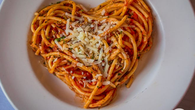 """Pasta All'amatriciana"" will be served at Victor's to help victims of the recent earthquake in Italy."