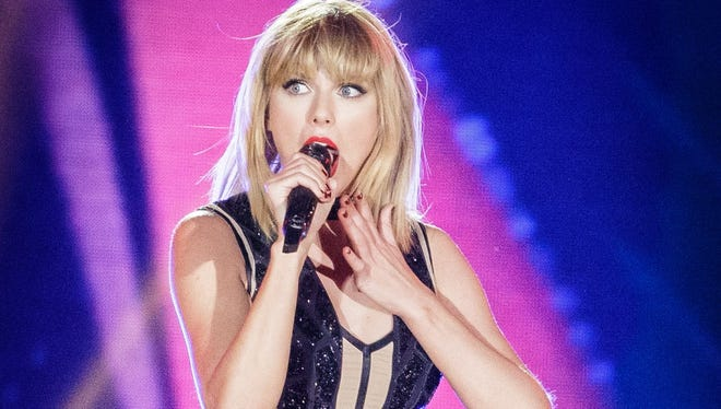 Taylor Swift, pictured last year in Austin, is set to release sixth album 'Reputation' Nov. 10.
