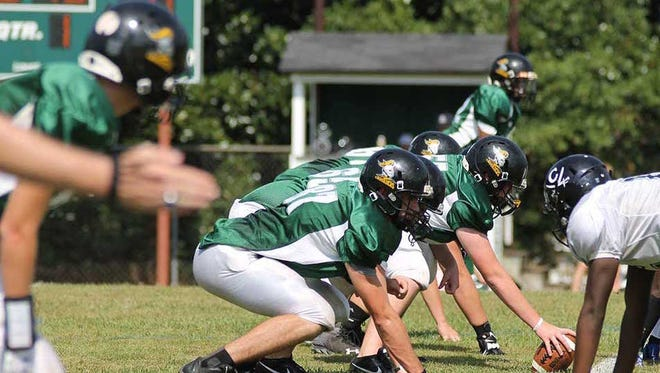 Shannon Forest (S.C.) plays its first-ever varsity football game against Rosman on Friday.