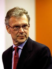 Former Sen. Tom Daschle (D-SD) is shown here in 2010.