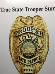 Retired Iowa State Patrol Sgt. Charles Black has written a book about his experiences as a trooper.