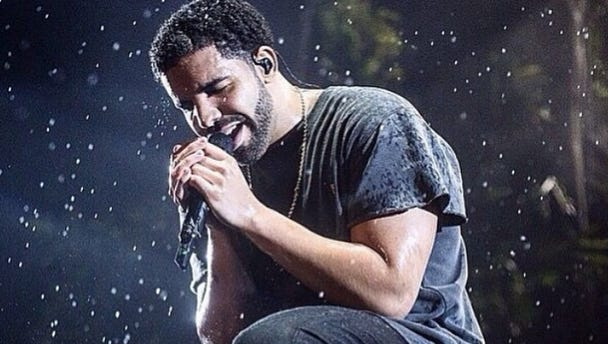Drake is really into the music during his final performance at Coachella Weekend 2 in 2015.