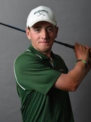 Spackenkill golfer Erik Stauderman