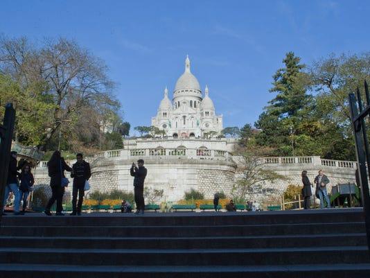 AP France Montmatre_001