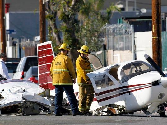 Pacoima plane crash