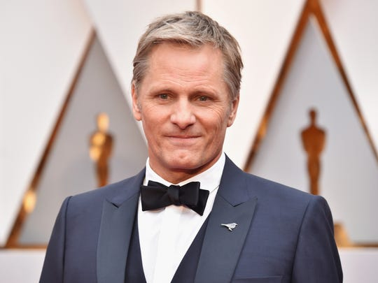 HOLLYWOOD, CA - FEBRUARY 26:  Actor Viggo Mortensen