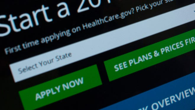 Tuesday is the deadline to sign-up through the online health exchanges for coverage on Jan. 1.