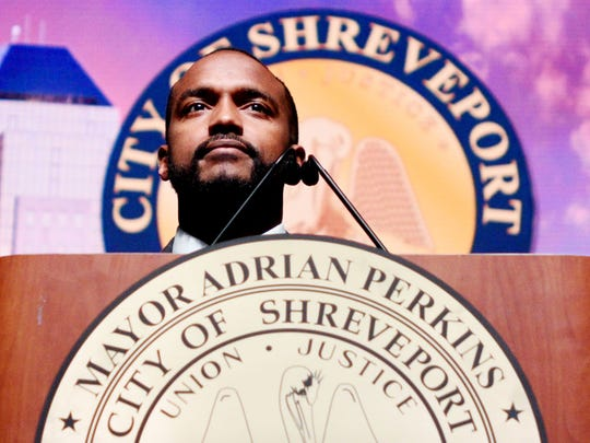 The Inauguration of Mayor Adrian Perkins at the Shreveport Convention Center Saturday, December 29th in Shreveport, Louisiana.
